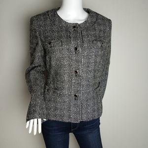 John Meyer Tweed Jacket